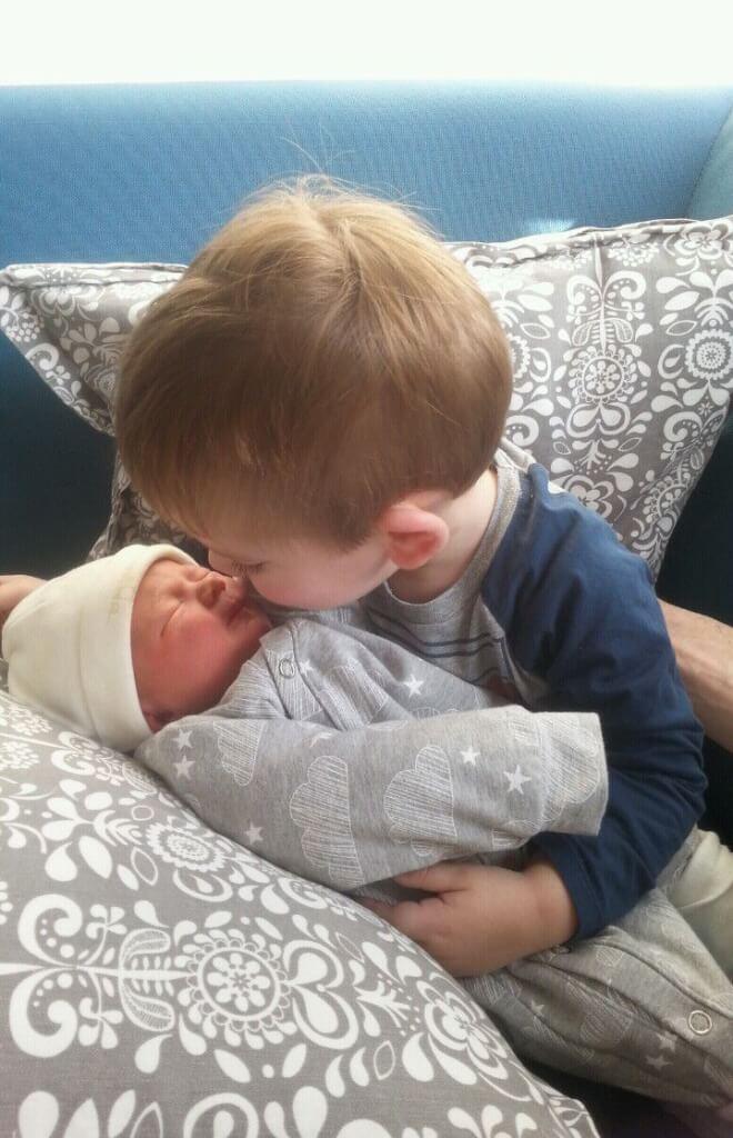 Samen zwanger en bevallen