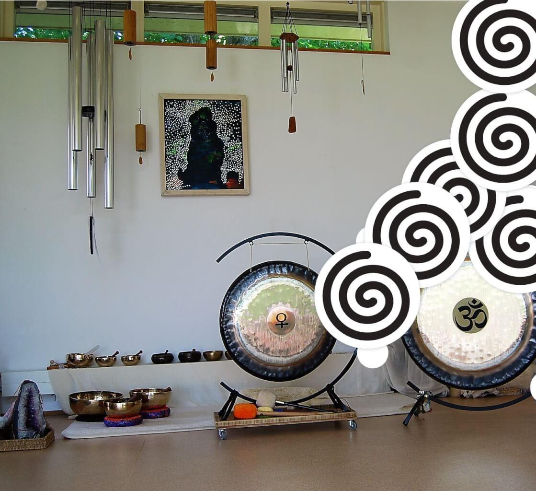 Over Klankschalen en Gongs